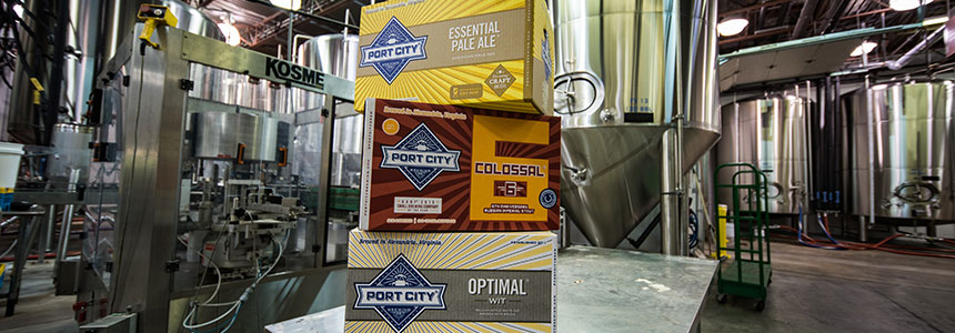 Port City Brewery case study