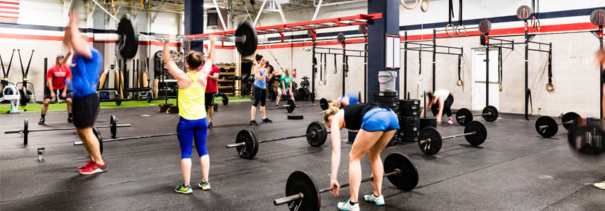 Trident CrossFit case study