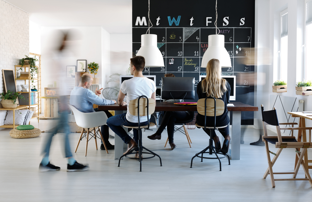 Designing your new office space